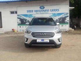 Used 2017 Hyundai Creta AT for sale in Tiruppur