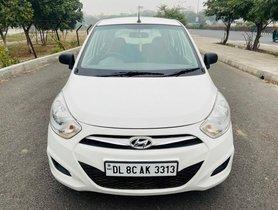Used Hyundai i10 Magna 1.1 iTech SE MT car at low price in New Delhi
