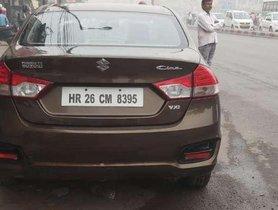 Maruti Suzuki Ciaz VXI +, 2015, Petrol MT for sale in Gurgaon