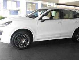 Used Porsche Cayenne Diesel, 2017, Diesel AT for sale in Kochi