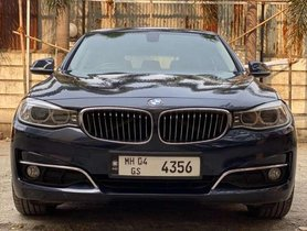 Used 2014 BMW 3 Series GT Luxury Line AT for sale in Mumbai