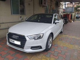 Used Audi A3 2.0 35 TDI Technology, 2013, Diesel AT for sale in Coimbatore