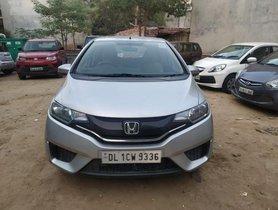 Honda Jazz 1.2 S i VTEC 2017 MT for sale in New Delhi