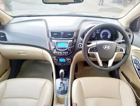 Hyundai Verna 1.6 SX 2013 AT for sale in Thane