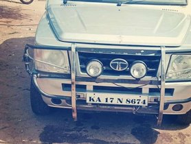 Used Tata Sumo Gold EX 2013 MT for sale in Kolar
