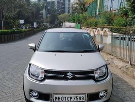 Used 2017 Maruti Suzuki Ignis AT for sale in Mumbai
