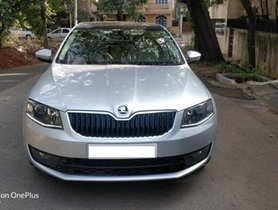 Used 2016 Skoda Octavia Style Plus 1.8 TSI AT for sale in Bangalore