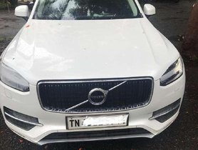 Used 2017 Volvo XC90 AT for sale in Coimbatore