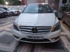 Mercedes-Benz B-Class B180 CDI, 2015, Diesel AT for sale in Kolkata