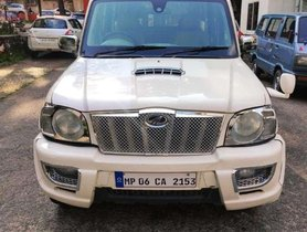 Mahindra Scorpio VLX 2WD Airbag BS-IV, 2012, Diesel MT for sale in Bhopal