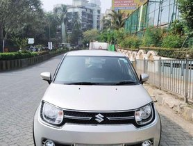 2017 Maruti Suzuki Ignis AT for sale in Mumbai