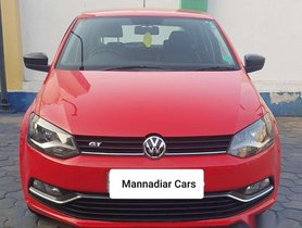 Used 2015 Volkswagen Polo GT TSI MT for sale in Coimbatore