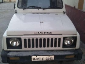Used Maruti Suzuki Gypsy MT for sale in Jaipur