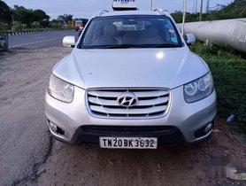 Hyundai Santa Fe 4 WD, 2012, Diesel MT for sale in Chennai