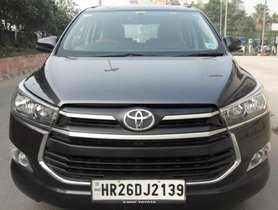 2017 Toyota Innova Crysta 2.7 GX AT for sale at low price in New Delhi