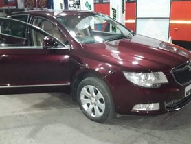 2009 Skoda Superb 2.5 TDi AT Comfort for sale in Bhopal
