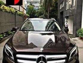 2015 Mercedes Benz GLA Class AT for sale in Kolkata