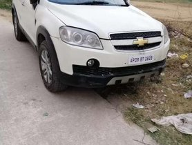 Used 2009 Chevrolet Captiva MT for sale in Hyderabad