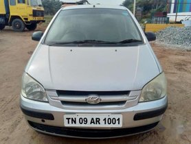 Hyundai Getz GVS, 2006, Petrol MT for sale in Tiruppur