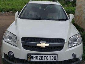 Used Chevrolet Captiva LT 2010 MT for sale in Nashik