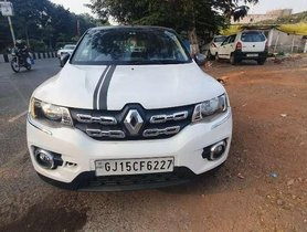 Used Renault Kwid MT for sale in Surat
