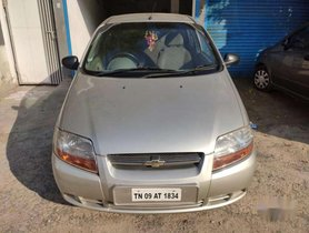 Used Chevrolet Aveo U VA 1.2 2007 MT for sale in Chennai