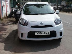2016 Nissan Micra Active MT for sale in Madurai