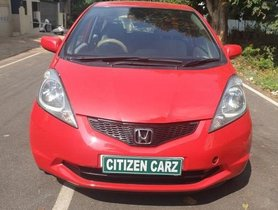 Honda Jazz Select Edition 2011 MT for sale in Bangalore