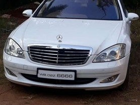 2007 Mercedes Benz S Class AT for sale in Kochi