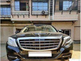 Used Mercedes Benz S Class 2016 AT for sale in Thane