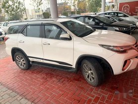 Used 2019 Toyota Fortuner MT for sale in Karnal