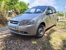 Used Chevrolet Aveo U VA MT for sale in Thiruvananthapuram