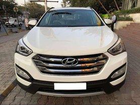Hyundai Santa Fe 4 WD, 2015, Diesel AT for sale in Pune