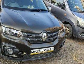 Used 2016 Renault Kwid MT for sale in Solapur