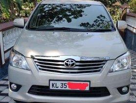 Toyota Innova 2.0 VX 7 STR BS-IV, 2013, Diesel MT for sale in Kottayam