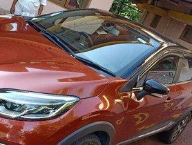 Renault Captur 2018 MT for sale in Kothamangalam