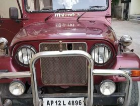 Mahindra Jeep 2000 MT for sale in Hyderabad