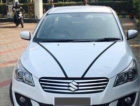 Used 2015 Maruti Suzuki Ciaz MT for sale in Bareilly