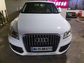 Used Audi Q5 30 TDI Technology, 2013 AT for sale in Thane