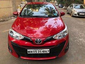 Toyota Yaris G 2018 MT for sale in Mumbai