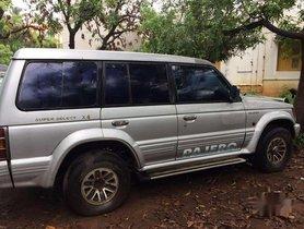 Used Mitsubishi Pajero MT for sale in Tiruchirappalli