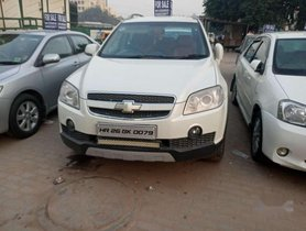 Used Chevrolet Captiva AT for sale in Gurgaon