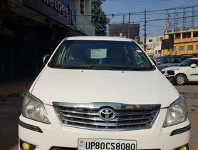 Used Toyota Innova 2.5 E 2013 MT for sale in Agra