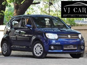 Used Maruti Suzuki Ignis MT for sale in Chennai
