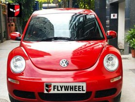 Volkswagen Beetle 2.0 Automatic, 2010, Petrol AT for sale in Kolkata