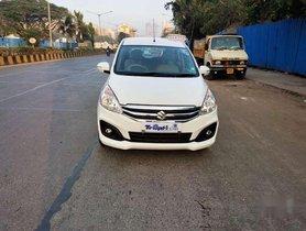 Used 2016 Maruti Suzuki Ertiga MT for sale in Mumbai