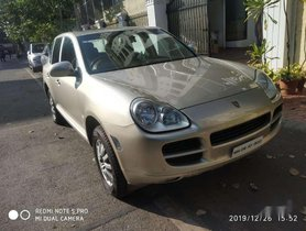 Used Porsche Cayenne AT for sale in Mumbai