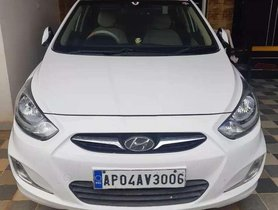 2014 Hyundai Verna MT for sale in Proddatur