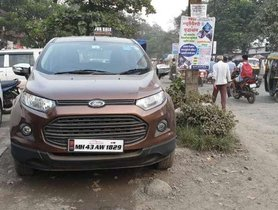 2016 Ford EcoSport MT for sale in Palghar