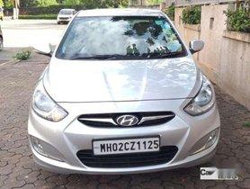 Used Hyundai Fluidic Verna 1.6 VTVT SX, 2013, Petrol MT for sale in Thane